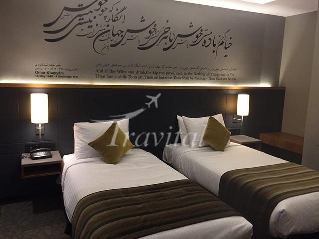 Amir Hotel Tehran 9