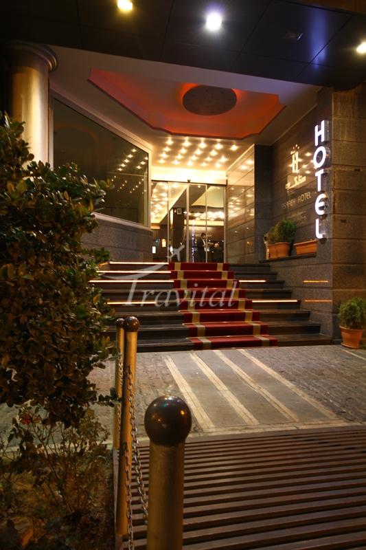 Asareh Hotel Tehran 5
