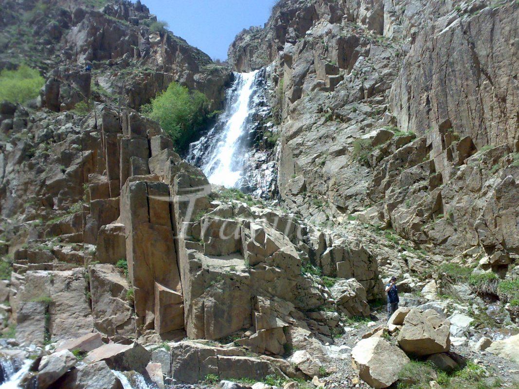 Eyshabad Village and Waterfall – Marand