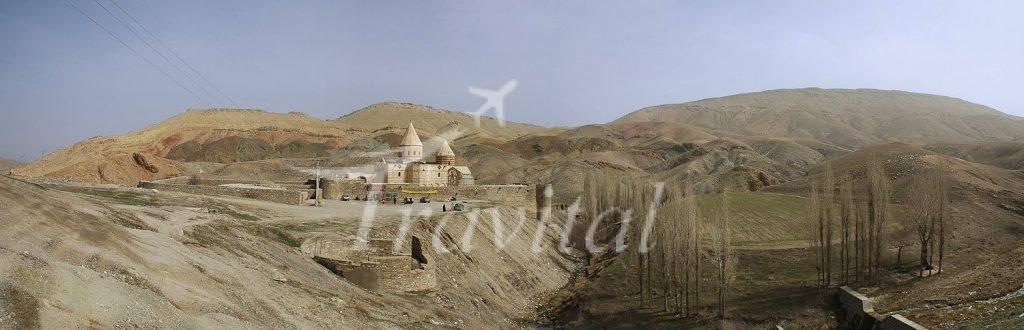 Saint Thaddeus Monastery - Chaldoran Siyah Cheshme