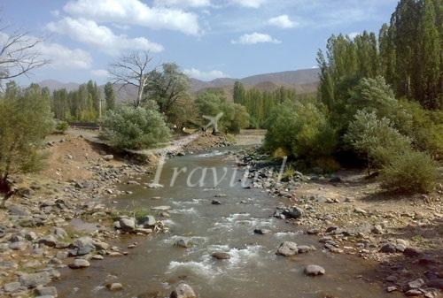 Ahmad Abad River – Shahrood