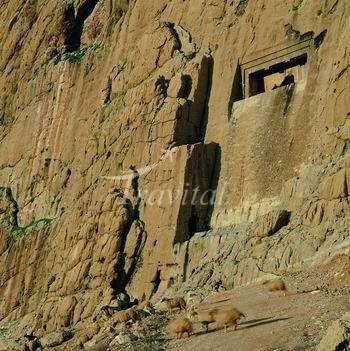 Dokan Davood Inscription – Sar Pol-e-Zahab