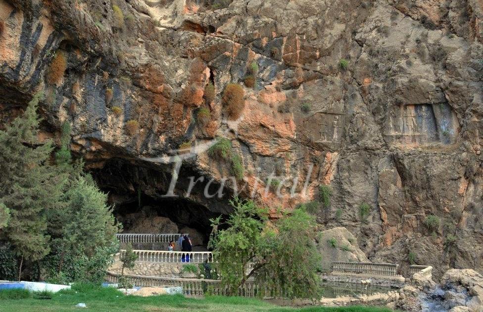 Eshkoft Salman Cave – Eazeh