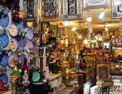 Khomein Bazaar Archade – Khomein