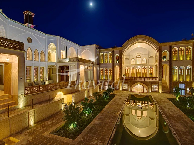 Manouchehri Traditional House Hotel - Kashan