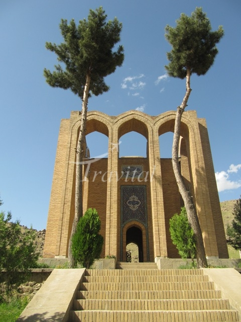 Mir Razieddin Artimany Tomb – Towiserkan