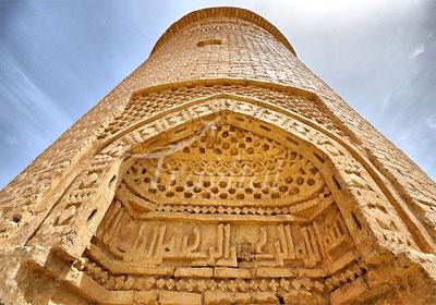 Peer-e-Alamdar Tower – Damghan