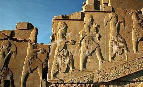 Persepolis - Marvdasht