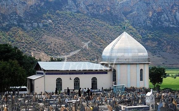 Sefid Chah Cemetery – Behshahr