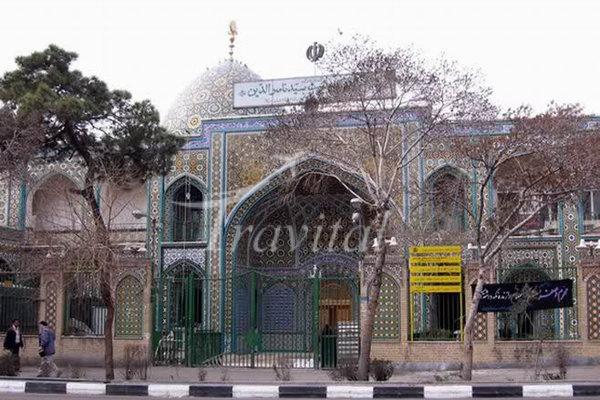 Seyed Nasr-edin Mausoleum – Tehran