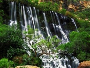 Most Beautiful & Famous Waterfalls of Iran