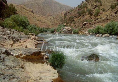 Sirvan River – Saqez
