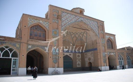 Soltani Mosque – Borujerd