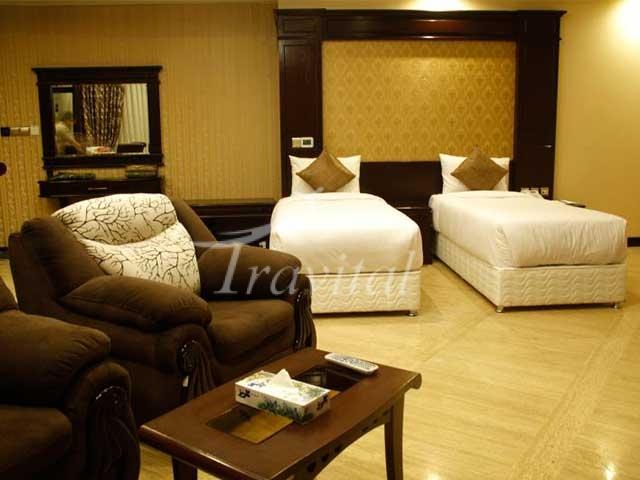 Kowsar Nab Hotel Mashhad 5