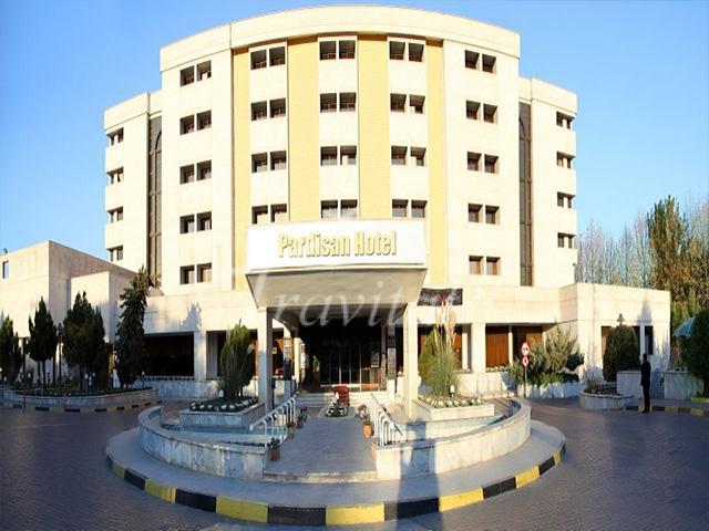Pardisan Hotel Mashhad 1