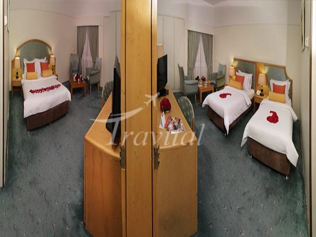 Pardisan Hotel Mashhad 7