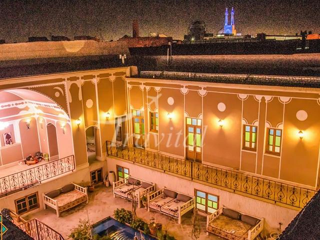 Connu Saraye Kohan Hotel – Yazd Iran Room Price, Discounts, Booking  JX46
