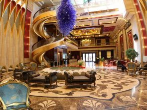 most expensive hotels in iran
