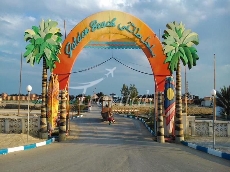 Sahel Talaei Hotel (Golden Beach) - Gheshm