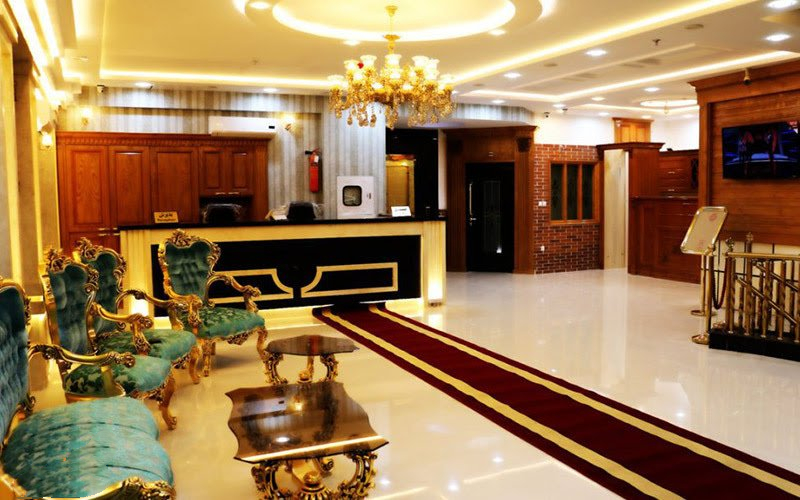 Golden rose apartment hotel