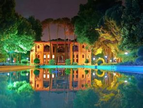 Best Isfahan's Attractions with descriptions + Detailed Address