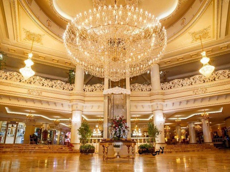 هتل قصر طلایی مشهد - بهترین هتل های مشهد