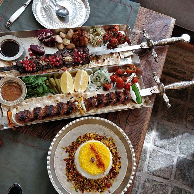 Hesse Tooran restaurant