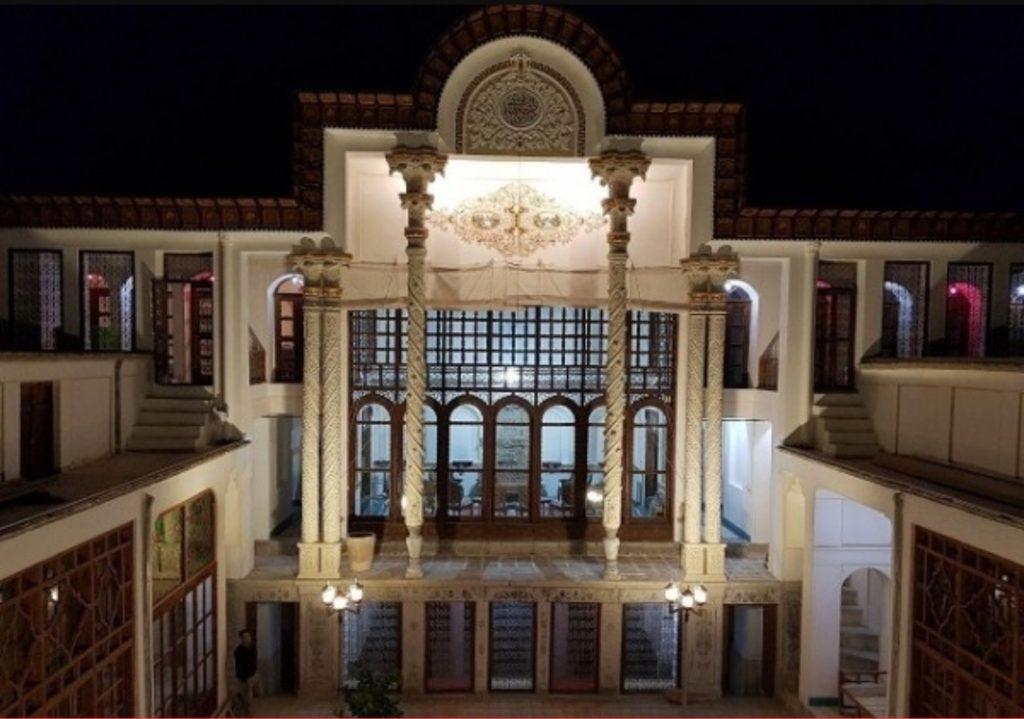 Khan Neshin traditional hotel