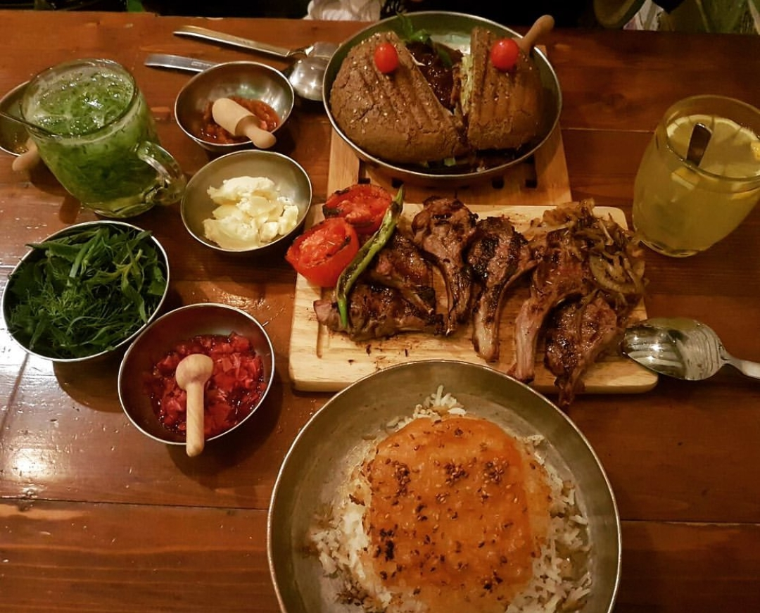 Gasht restaurant