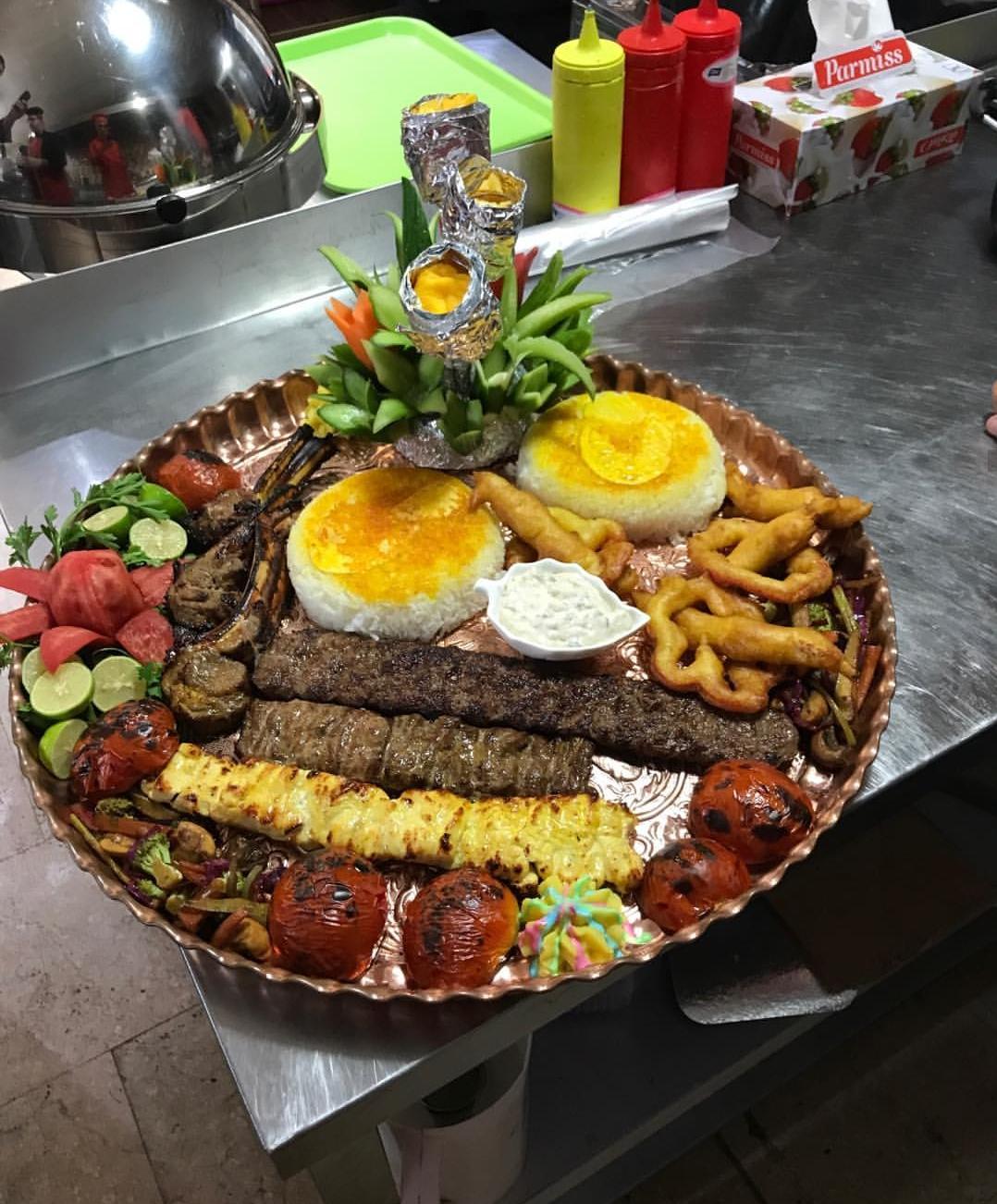 Mese Tooran restaurant