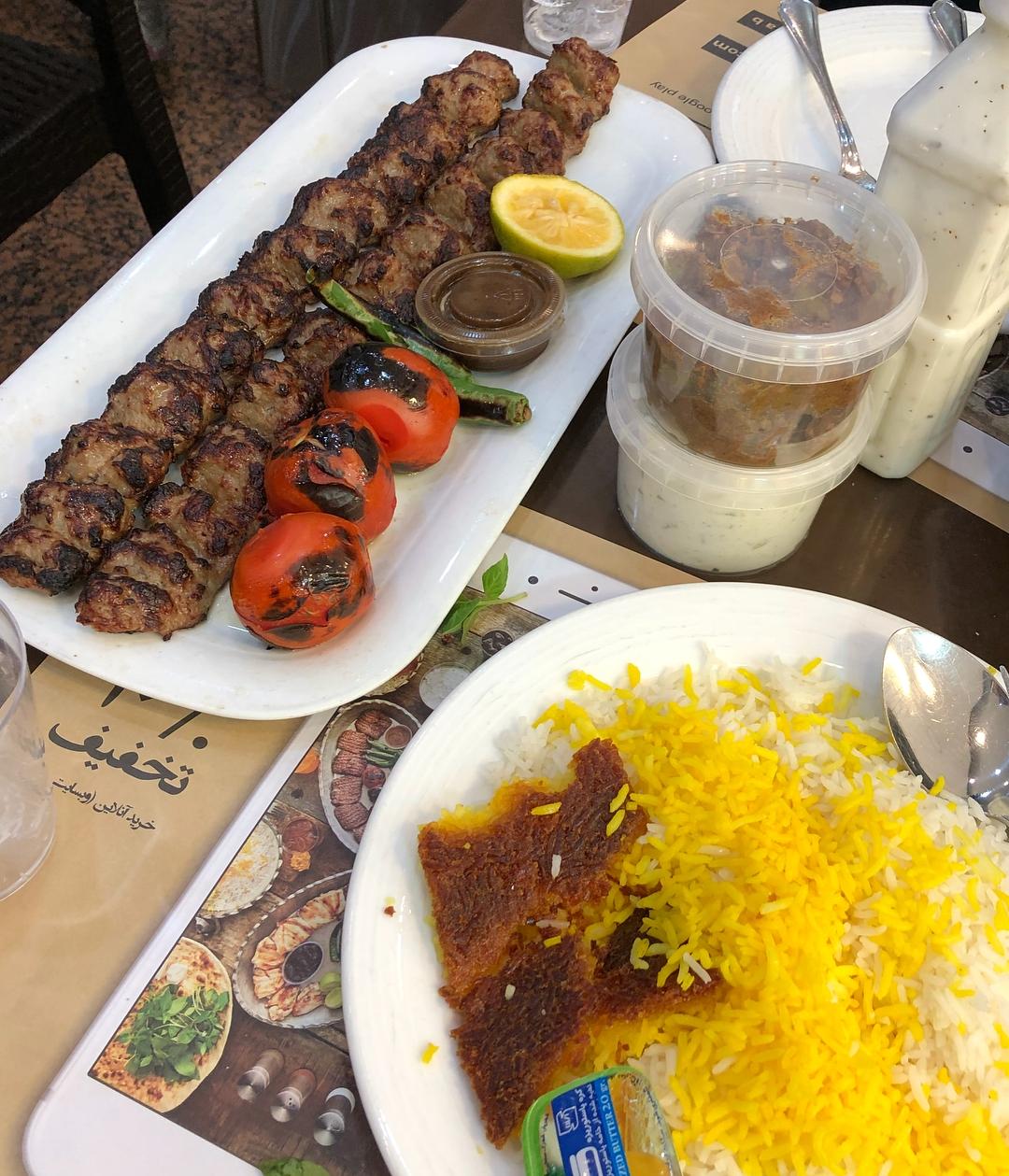 Shemrun Kebab restaurant