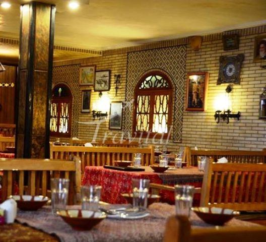 Shiraz Shater Abbas Restaurant