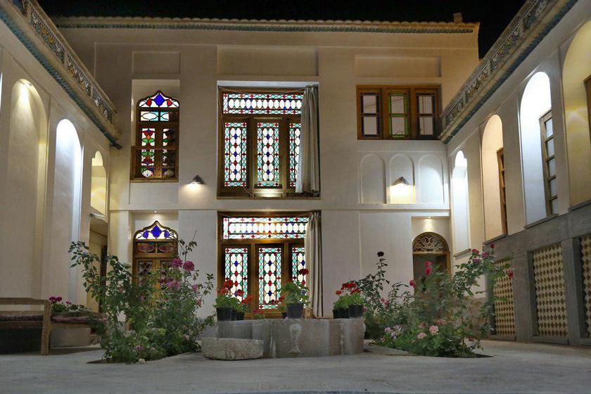 Iravani traditional residence