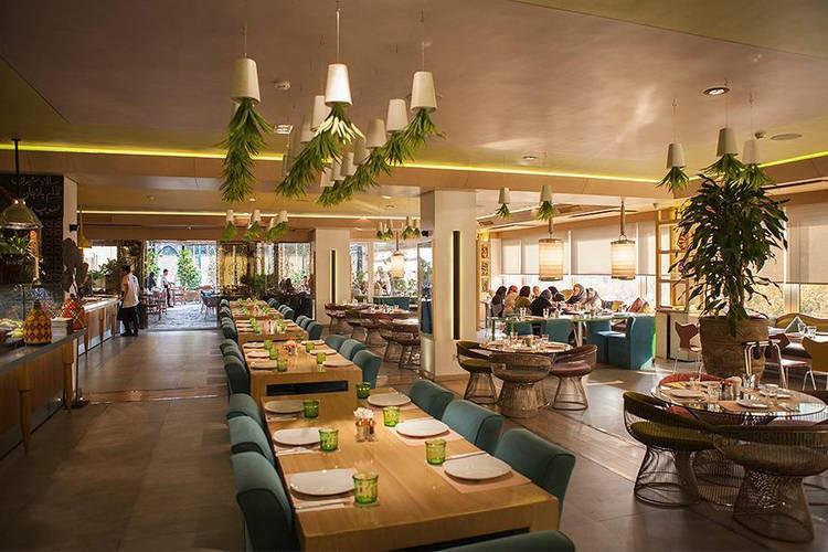 Kubaba restaurant