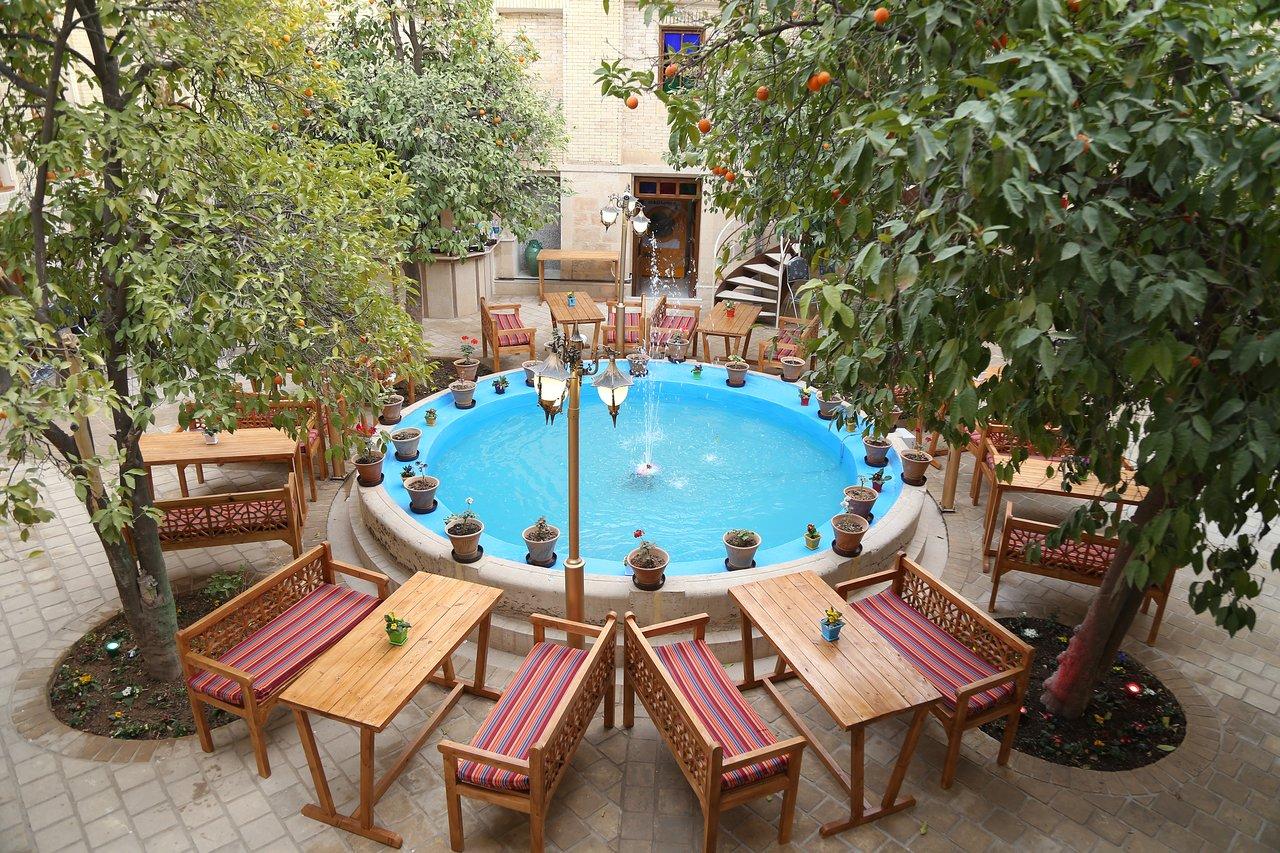 Panjdari residence