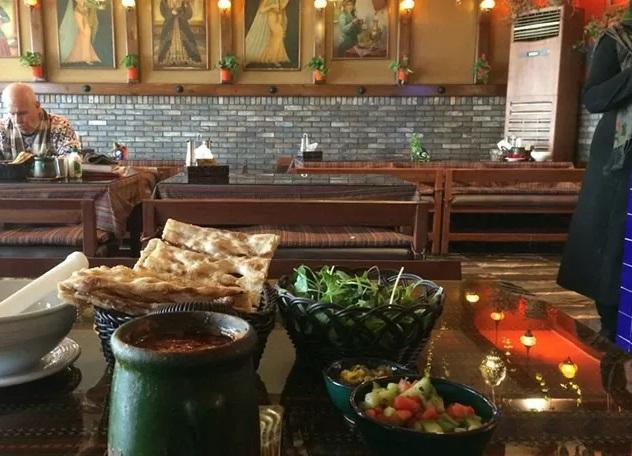 Dizy Bar Atish Restaurant