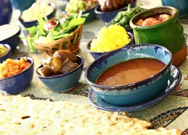 Azerbaijan Dizy Restaurant