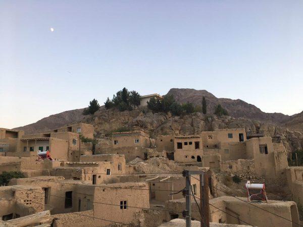 Ghaleh Bala village