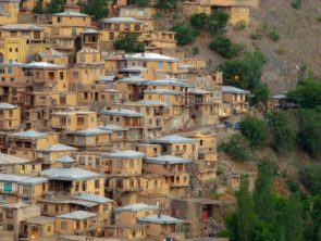 10 popular villages around Mashhad