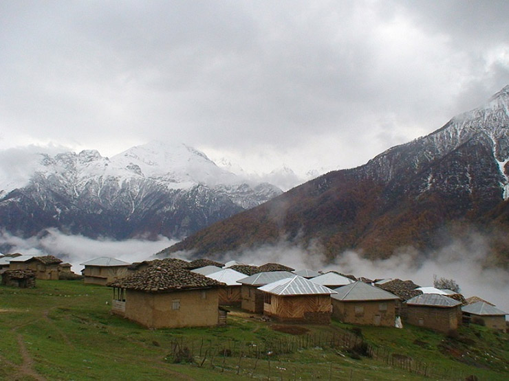 Nosha village