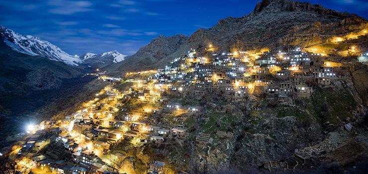 Oraman (Uraman) Village