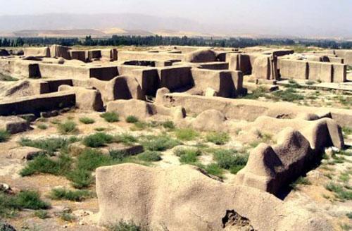 hegmataneh hills