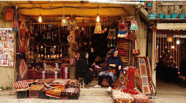 masuleh bazaar